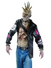 deguisement Costume punk d'adulte de zombi