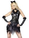 deguisement Costume de chat de PVC