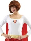 deguisement Superhero de dames d'arsenal
