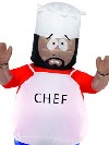 deguisement Chef de South Park