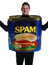 deguisement Costume de Spam