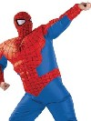 deguisement Costume gonflable de Spiderman