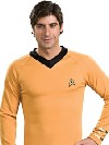 deguisement Capitaine Kirk Shirt de Star Trek