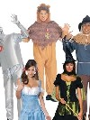 deguisement Groupe de Wizard Of Oz