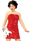 deguisement Costume de Betty Boop