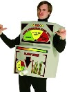deguisement Costume de Breathalyzer