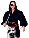 deguisement Costume de pirate de Buccaneer