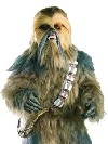 deguisement Chewbacca DST supr�me