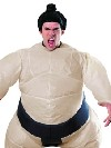 deguisement Costume gonflable de sumo
