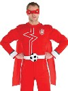 deguisement Superhero de muscle de Liverpool