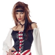 Rubis la beauté de pirate Deguisement Pirates