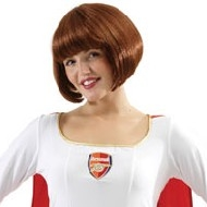 Superhero de dames d'arsenal Deguisement Super héros