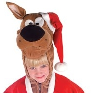 Costume de Scooby Doo Santa Deguisement Pirates