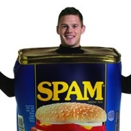 Costume de Spam Deguisement Animaux
