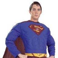 Costume de Superman Deguisement Super héros