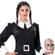 Costume de mercredi Deguisement Halloween