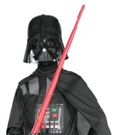 Costume de Darth Vader de garçons Deguisement Halloween