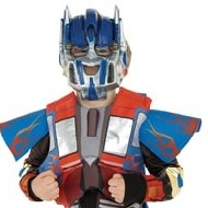 Perfection de luxe d'Optimus d'enfants  Deguisement Super héros