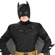 Coffre de luxe Batman de muscle Deguisement Disney