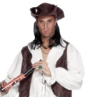 Costume de luxe de pirate Deguisement Pirates