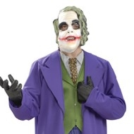 De luxe l'adulte de joker Deguisement Halloween