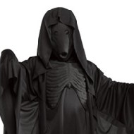 Costume d'adulte de Dementor Deguisement Halloween
