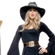 3PC Witchy-Poo Deguisement Halloween
