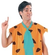 Costume de Flintstone de Fred Deguisement Halloween