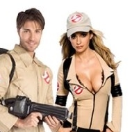 Couples de Ghostbusters Deguisement Super héros