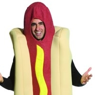 Costume de hot-dog Deguisement Animaux