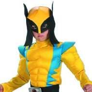Enfants Wolverine Deguisement Pirates
