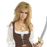 Costume de jeune fille de pirate Deguisement Pirates