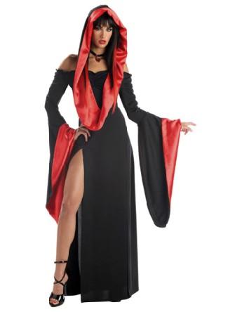 Robe longue sexy deguisement films - Deguisement film d horreur ...