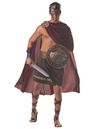 Guerrier spartiate deguisement films - Deguisement grece antique ...