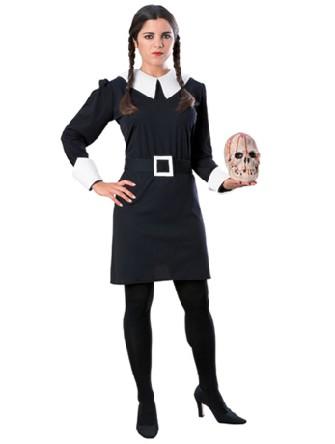 Costume de mercredi deguisement films - Deguisement film d horreur ...