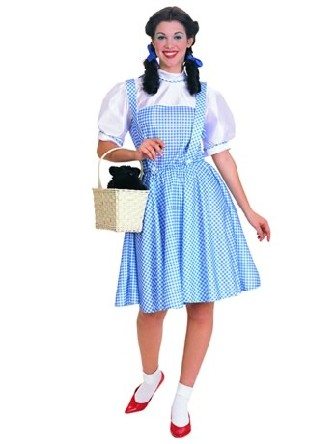 costume de dorothy deguisement disney. Black Bedroom Furniture Sets. Home Design Ideas