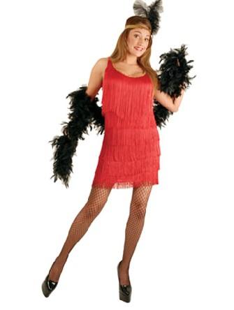 Pleine figure aileron de rouge Deguisement Moulin Rouge