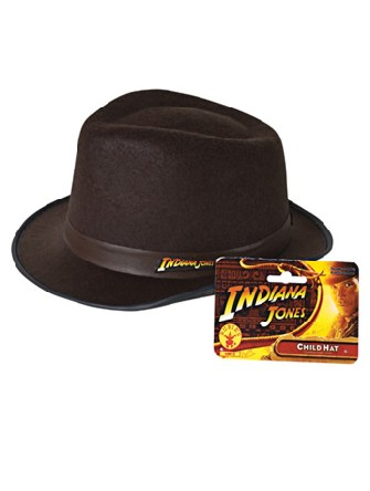 chapeau de luxe de l 39 indiana jones childs deguisement. Black Bedroom Furniture Sets. Home Design Ideas