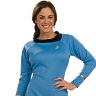 Robe de la Science de Star Trek  Deguisement Films
