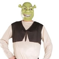 Costume de luxe d'adulte de Shrek Deguisement Films